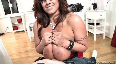 Mature creampie, Eva notty