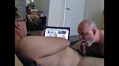 Daddies, Mexican, Big cock blowjob