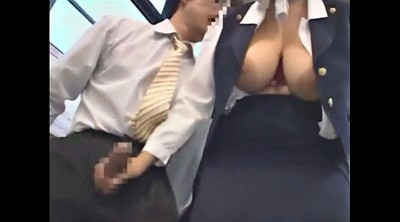 Bus, Groping, Groped