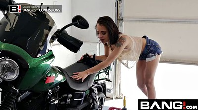 Teen squirt, Hot, Holly, Bike, Squirts