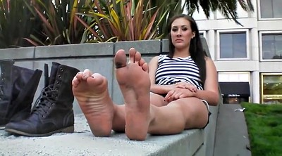 Teen foot, Street, Foot fetish, Teen feet, Dirty foot, Dirty feet