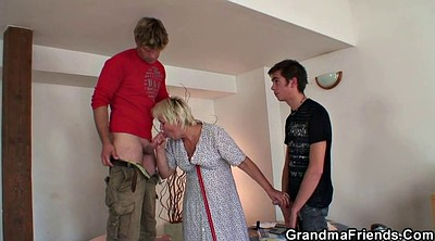 Old woman, Granny pussy, Clean