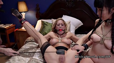Asian bdsm, Bondage asian, Asian blonde