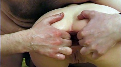 Anal fisting, Foursome anal, Amateur bisexual