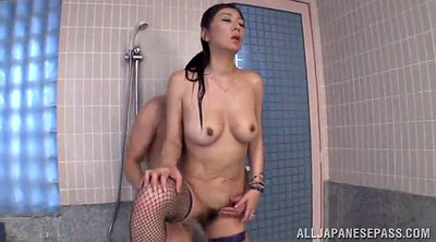 Asian fuck, Fishnet