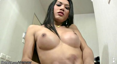 Food, Nipple, Tranny big cock, Teen shemale, Messy, Tranny ass