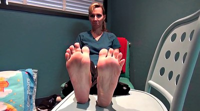 Mature feet, Old foot