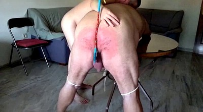 Saggy, Gay spank, Fat gay, Ass slave, Spank gay, Gay slave