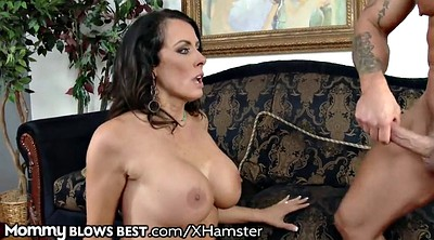 Mom son, Check, Reagan foxx, Reagan foxx mom, In throat