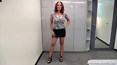 American, Office masturbation