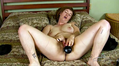 Hairy mature, Mature pussy, Hairy toy