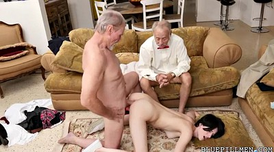 Older, Short hair, Hairy anal, Pickup, Older gay, Old men gay