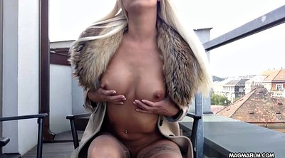 Babes, Fingers solo hd, Tits, Balcony