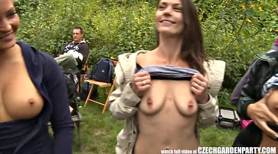 Czech garden, Private, Czech parties