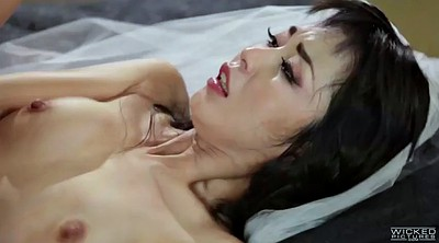 Bride, Love, Missionary, Marica hase, Love making