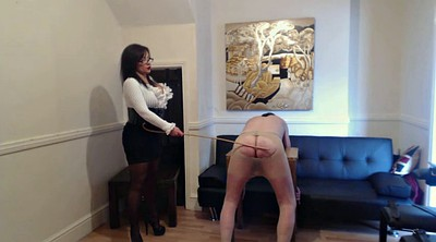 Caning, Spanks