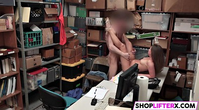 Blowjob, Shoplifter, Shoplifting