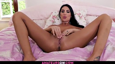 Tricked, Trick, August ames, Stepbrother