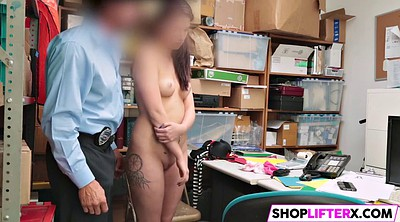 Shoplifters, Officer