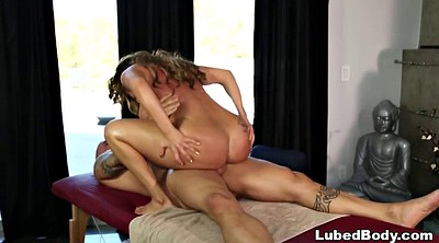 Richelle ryan, Massage wife