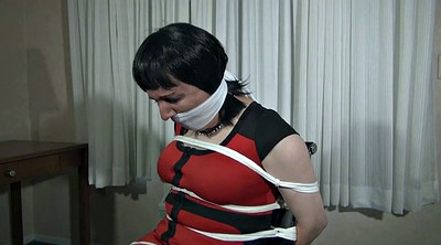 Crossdress, Crossdresser bondage