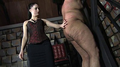 Cfnm, Caning, Mistress t, Male