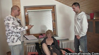 Legs, Skinny granny, Old granny, Skinny mature, Young skinny, Two milfs