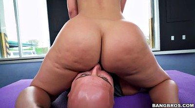 Yoga, Jada stevens, Jada s, Gagging, Face riding, Cleaner