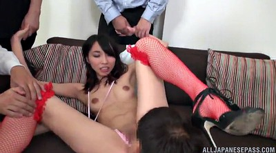 Asian blowjob, Amateur gang, Entice