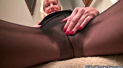 Nylon, Mature pantyhose