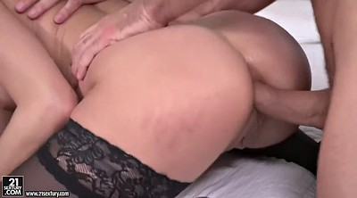 Russian anal, Double cock