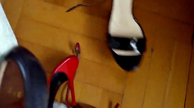 Shoe masturbate, Shoe, Heel masturbate, Friends wife, Wife friend, Meeting