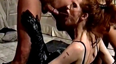 Latex, Pissing, German piss, Janine, German pissing