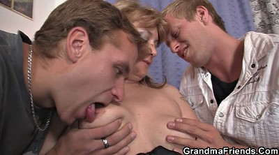 Pick, Granny and young, Granny milf