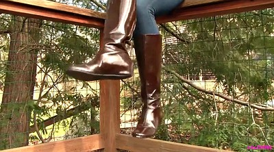 Foot, Leather, Foot fetish
