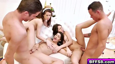 Foursome, Celebrity sex