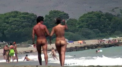 Nude, Spying, Nude beach