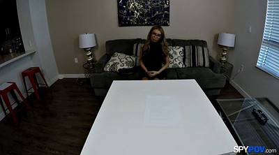 Spying, Teen casting