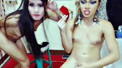 Teen shemale, Transsexual, Shemale on shemale