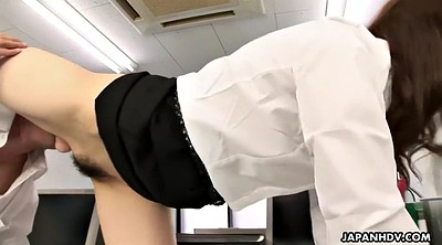 Sleeping, Facesitting, Japanese femdom, Japanese facesitting, Japanese office, Boss