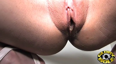 Teen creampie, Glory hole creampie