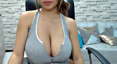 Big natural tits, Smile, Natural milf, Big boobs webcam