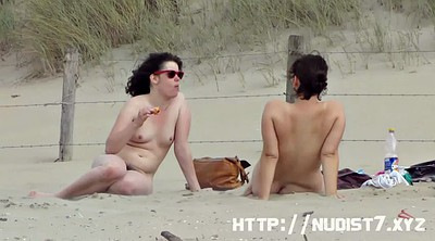 Nudist, Nudism, Teen nudist, Beach spy