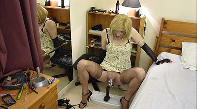 Stockings, Chastity