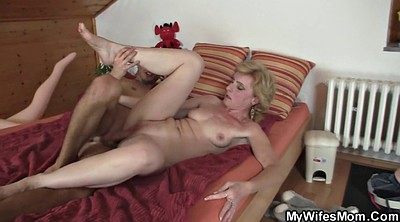 Cum in, Mom help, Help, Law, Help mom, In law