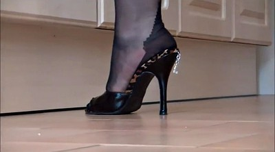Black foot, Nylon feet, Black feet