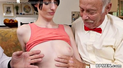 Granny anal, Young gay