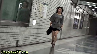 Toilet, Hidden, Japanese public, Piss in, Japanese piss, Japanese girl