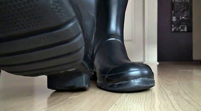 Boots, Rubber
