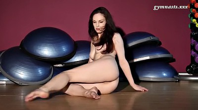 Russian, Naked, Russian solo, Acrobats